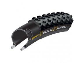 "plášť Continental Cyklo X-King RaceSport 28""x1.25/32-622 kevlar"