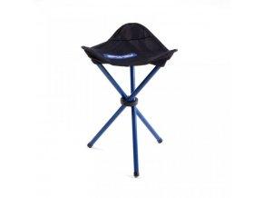 cestovní židle Spokey PATHOOK černo/modrá