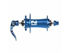 náboj Novatec D791SB/A Al 32d přední modrý