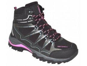 boty dámské LOAP SORGEN W outdoorové černé