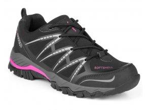 boty dámské LOAP ERSKINE W outdoorové černo/šedé