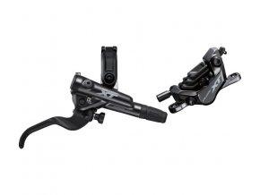 brzda Shimano XT BR-M8100 zadní komplet černá original balení