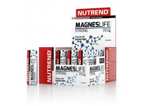 nápoj Nutrend MagnesLife Strong 20x60ml