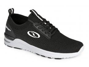 boty dámské LOAP EOLINA černo/bílé