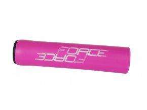 madla FORCE LOX silikonová, růžová, balená