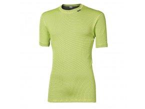triko krátké pánské Progress MS NKR světle zelené