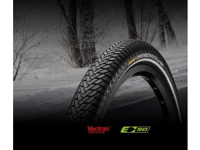"""CONTINENTAL - TOURING and CITY Top CONTACT II Winter Premium [Reflex] 26"""" 2020"""