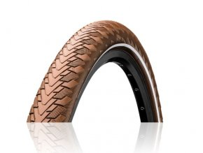 """CONTINENTAL - TOURING and CITY CONTACT Cruiser [Reflex]  brown/brown 26"""" 2020"""