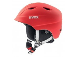 helma UVEX AIRWING 2 PRO, red mat (S566132300*)