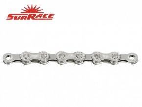 řetěz SunRace CN10A 10k 116čl. stříbrný