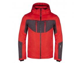 bunda pánská LOAP LANDER zimní červená