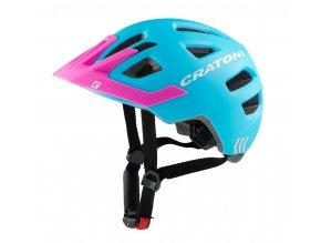 CRATONI MAXSTER PRO - blue-pink matt 2021
