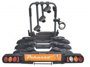 nosič PURE INSTINCT na tažné zařízení, pro 3 kola