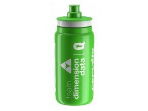 lahev ELITE FLY TEAM DIMENSION DATA zelená 550 ml