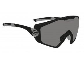 brýle FORCE OMBRO PLUS černé mat., fotochrom. skla