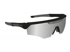 brýle FORCE ENIGMA černo-šedé mat.,fotochrom. skla