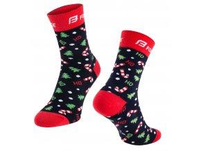 ponožky FORCE X-MAS