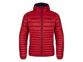 bunda pánská LOAP JEFRY zimní červená