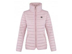 bunda dámská LOAP JENNI zimní  světle růžová