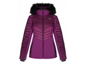 bunda dámská LOAP ODIANA zimní fialová