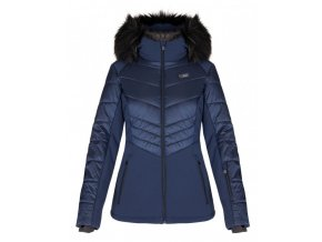 bunda dámská LOAP ODIANA zimní modrá
