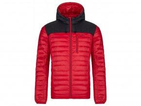 bunda pánská LOAP JEQUIL zimní červená