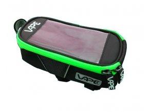 brašna Vape SMB přední na mobil neon zelený zip