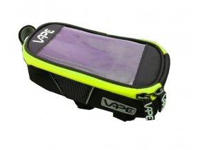 brašna Vape SMB přední na mobil neon žlutý zip