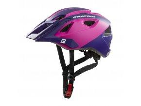 CRATONI AllRide purple-pink matt 2019