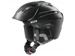 helma UVEX P2US, black mat (S566178200*)