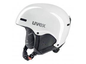 helma UVEX HLMT 5 JUNIOR, white (S566154110*)