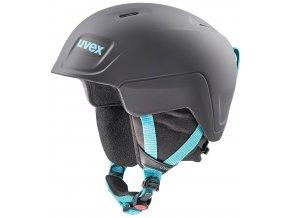 helma UVEX MANIC PRO, black-petrol mat (S566224240*)
