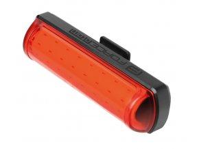 blikačka zadní FORCE ATOM 40LM, USB