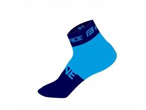ponožky FORCE ONE, modré