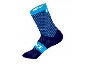 ponožky FORCE TRACE, modré