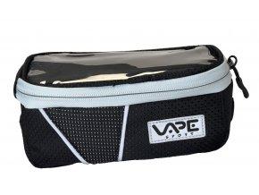 brašna Vape SMB přední na mobil šedý zip