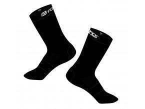 ponožky FORCE ELEGANT vysoké, černé
