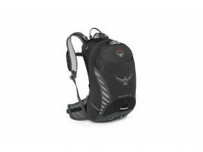 batoh + pláštěnka OSPREY ESCAPIST 18 Black