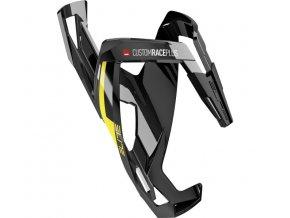 košík ELITE Custom Race Plus Black 20, žlutý graphic