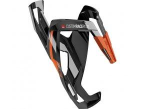 košík ELITE Custom Race Plus Black 20, oranžový graphic