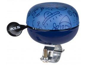 KELLYS Cyklistický Zvonek Bell 60 Doodles