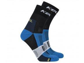 KELLYS Ponožky Rival blue