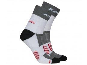 KELLYS Ponožky Rival grey