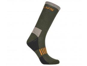 KELLYS Ponožky Rider green