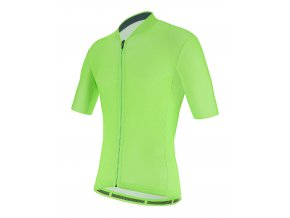 SANTINI SPRING+SUMMER 2021 COLOR JERSEY / DRES - VF - Flashy Green 2021