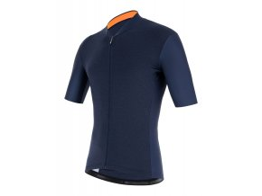 SANTINI SPRING+SUMMER 2021 COLOR JERSEY / DRES - NT - Nautica Blue 2021