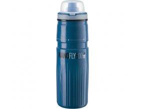 lahev ELITE Nanofly 21´ modrá  s krytkou termo 500 ml