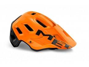přilba MET ROAM MIPS oranžovo/černá