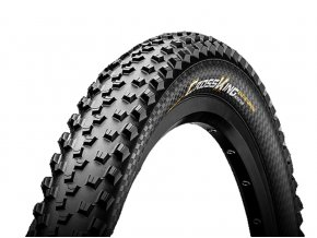 "plášť Continental Cross King 27.5+""x2.6/65-584 kevlar"