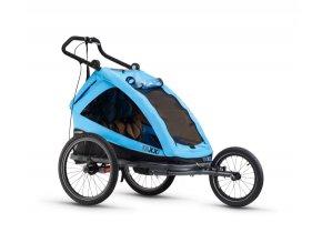[2553] S'COOL TaXXi Elite 2 Cyklovozík modrý
